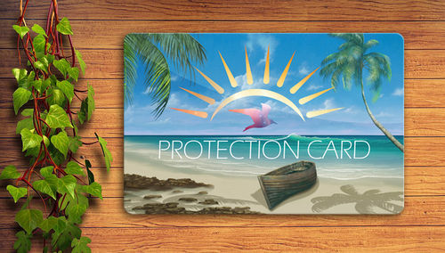 The PROTECTION CARD - CYBERMONDAY DEAL 20 EUR statt 99 EUR