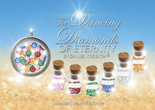 The Dancing Diamonds Basis SET   My Personal Amulet TV PRODUKT