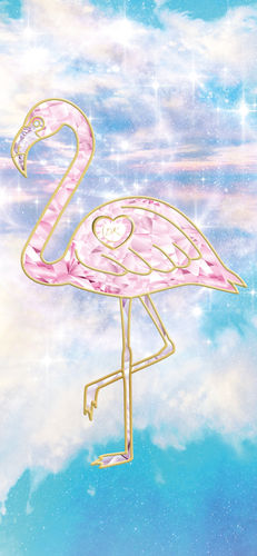 The Happy Flamingo of Paradise by APL Series by Daniel Kreibich Teil 6